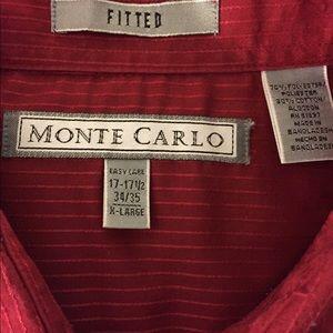MONTE CARLO Shirts - 🌼MONTE CARLO XL  W/ FREE UNDERSHIRT